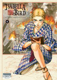 Isabella Bird, femme exploratrice T6, manga chez Ki-oon de Sassa