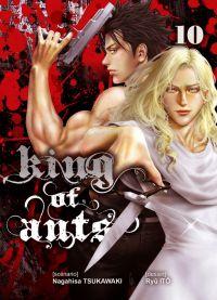 King of ants T10, manga chez Komikku éditions de Tsukawaki, Itô