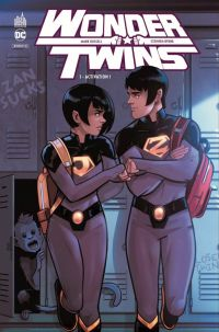 Wonder Twins  T1 : Activation ! (0), comics chez Urban Comics de Russel, Byrne