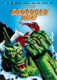 U.N.D.E.R.S.E.A. Agent, comics chez Éditions Dante de Kane
