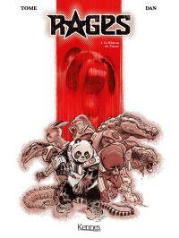 Rages T1 : Le rideau de titane (0), bd chez Kennes éditions de Tome, Dan