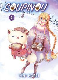 Soupinou T2, manga chez Komikku éditions de Horii