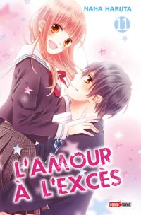 L'amour à l'excès  T11, manga chez Panini Comics de Haruta