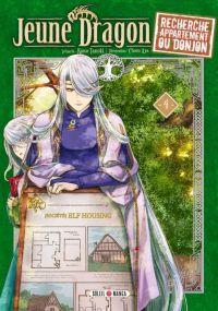 Jeune dragon recherche appartement ou donjon T4, manga chez Soleil de Tanuki, Choco