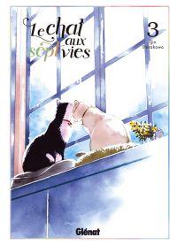 Le chat aux sept vies  T3, manga chez Glénat de Shirakawa
