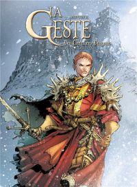 La geste des Chevaliers Dragons T30 : L'ancienne (0), bd chez Soleil de Ange, Vax, Paitreau