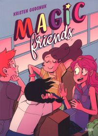 Magic friends, comics chez Jungle de Gudsnuk