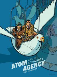 Atom agency T2 : Petit hanneton (0), bd chez Dupuis de Yann, Schwartz, Hubert, Merlet
