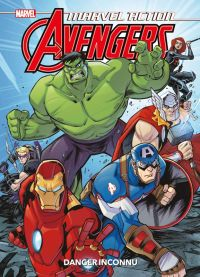 Marvel Action  : Avengers Danger inconnu (0), comics chez Panini Comics de Manning, Sommaravia, Protobunker