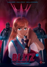 Blitz T2, manga chez Iwa de Biscay, Mori, Nishihara