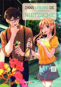Dans les pas de Nietzsche T2, manga chez Soleil de Harada, Sugimoto, Araki
