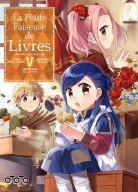 La petite faiseuse de livres T5, manga chez Ototo de Kazuki, Suzuka