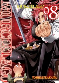 Murciélago T8, manga chez Ototo de Yoshimurakana