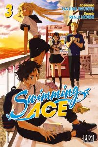 Swimming ace T3, manga chez Pika de Inoryu, Hoshi
