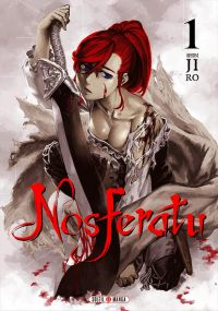 Nosferatu T1, manga chez Soleil de Shinjirô