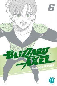 Blizzard Axel T6, manga chez Nobi Nobi! de Suzuki