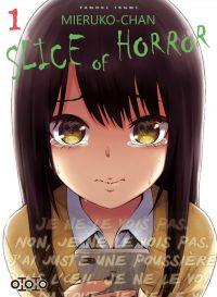 Mieruko-chan Slice of horror T1, manga chez Ototo de Izumi