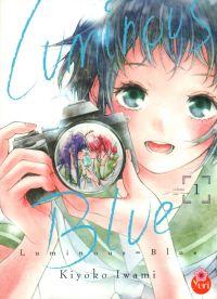 Luminous blue T1, manga chez Taïfu comics de Iwami