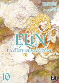 Elin la charmeuse de bêtes T10, manga chez Pika de Uehashi, Takemoto