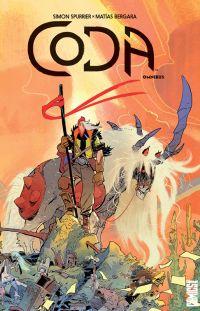 Coda, comics chez Glénat de Spurrier, Bergara