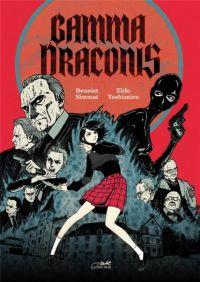 Gamma draconis, manga chez Le Lézard Noir de Simmat, Yoshimizu