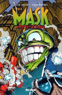 The Mask : Le Masque contre-attaque (0), comics chez Delirium de Arcudi, Mahnke