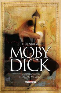 Moby Dick (Delcourt Comics), comics chez Delcourt de Sienkiewicz, Chichester