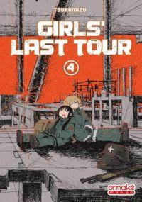 Girls' last tour T4, manga chez Omaké books de Tsukumizu