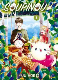 Soupinou T3, manga chez Komikku éditions de Horii