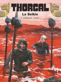 Thorgal T38 : La selkie (0), bd chez Le Lombard de Yann, Vignaux, Georges