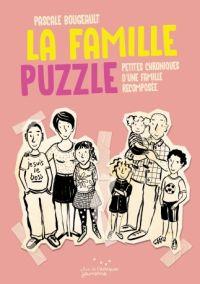 La famille puzzle  : Petites chroniques d'une famille recomposée (0), bd chez Rue de l'échiquier de Bougeault