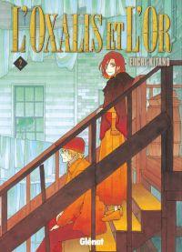 L'oxalis et l'or T2, manga chez Glénat de Kitano