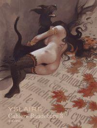 Les Cahiers Baudelaire T3, bd chez Dupuis de Yslaire