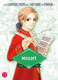 Mozart, manga chez Nobi Nobi! de Wada, Asabuki