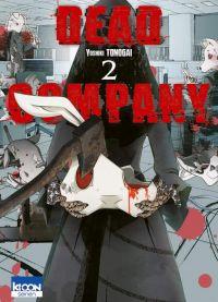 Dead company T2, manga chez Ki-oon de Tonogai