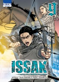 Issak T9, manga chez Ki-oon de Makari, Double-s