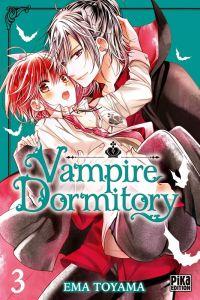 Vampire dormitory T3, manga chez Pika de Toyama