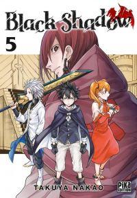 Black shadow T5, manga chez Pika de Nakao