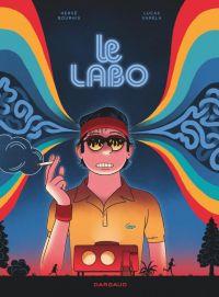 Le Labo, bd chez Dargaud de Bourhis, Varela