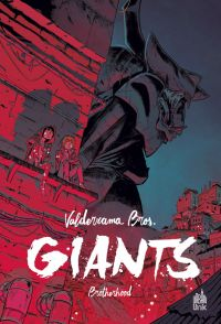 Giants : Brotherhood (0), comics chez Urban Comics de Valderrama, Valderrama
