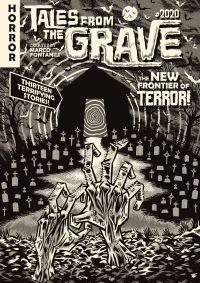 Tales from the Grave, comics chez (à compte d'auteur) de Fontanili
