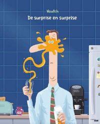 De surprise en surprise, bd chez Cherche Midi de Voutch