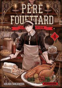 Père Fouettard Corporation T4, manga chez Kurokawa de Nakamura