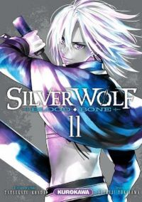Silver wolf Blood bone T11, manga chez Kurokawa de Konda, Yukiyama