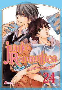 Junjo romantica T24, manga chez Asuka de Nakamura