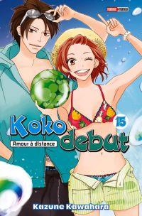 Koko debut T15, manga chez Panini Comics de Kawahara