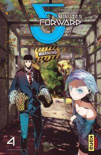 5 minutes forward T4, manga chez Kana de Fukuda