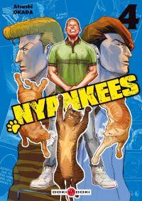 Nyankees T4, manga chez Bamboo de Okada