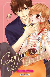 Coffee & vanilla T13, manga chez Soleil de Akegami