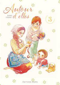 Autour d'elles T3, manga chez Akata de Torino